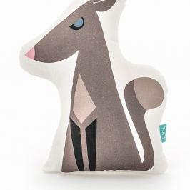 Wolfie pamut gyermekpárna, 40 x 30 cm - Mr. Fox