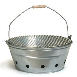 Rock BBQ hordozható grill - Garden Trading
