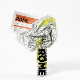 Róma gyűrhető térkép - Palomar