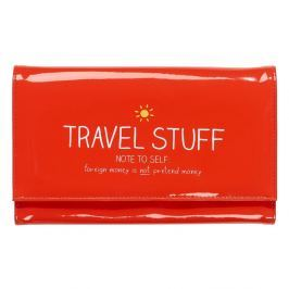 Travel Stuff irattartó utazáshoz - Happy Jackson