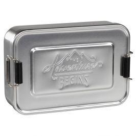 Silver Tin uzsonnásdoboz - Gentlemen's Hardware