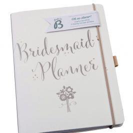 Wedding Planner koszorúslány könyv - Busy B
