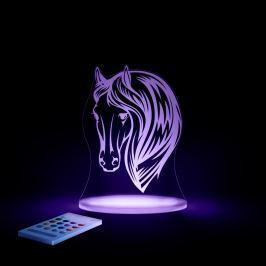 Horse LED éjjeli lámpa gyerekeknek - Aloka