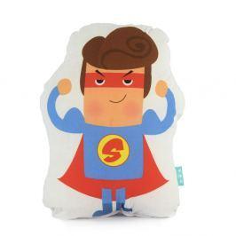 Super Hero pamut párna gyerekeknek, 40 x 30 cm - Baleno