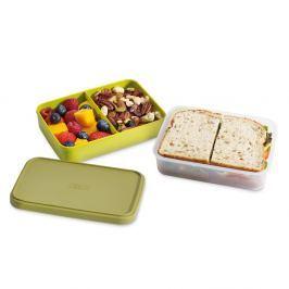 GoEat zöld színű ételtartó doboz - Joseph Joseph