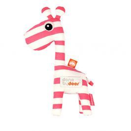 Raffi rózsaszín csörgő - Done by Deer