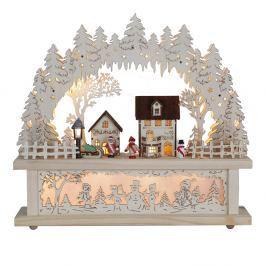 Village Candle világító dekoráció - Best Season