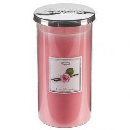 Talll aromagyertya rózsa és vanília illatával, égési ITEM_IDő 70 óra- Copenhagen Candles