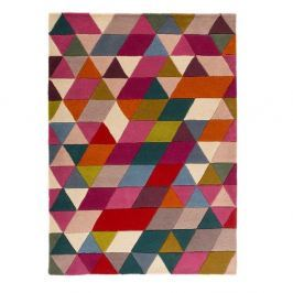 Illusion Prism gyapjú szőnyeg,  120 x 170 cm - Flair Rugs