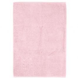 Basic rózsaszín pamut főrdőszőnyeg, 50x70cm - Casa Di Bassi
