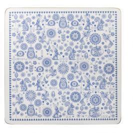 Penzace Blue tányéralátét, 4 db, 29 x 29 cm - Churchill