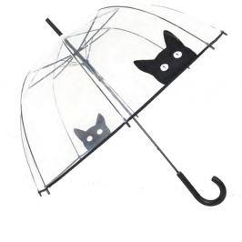 Cat átlátszó esernyő - Susino