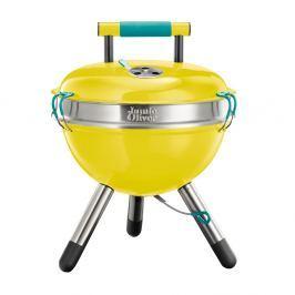 Kicsi sárga hordozható grill - Jamie Oliver