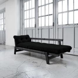 Step Black kinyitható kanapé - Karup