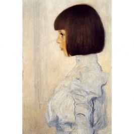 Portrait of Helene Klimt repró, 45 x 30 cm - Gustav Klimt