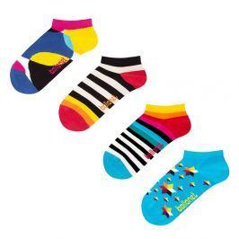 Véier ajándék zokniszett, méret: 41 – 46 - Ballonet Socks