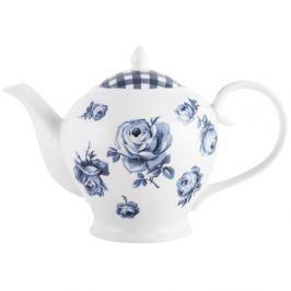 Vintage Indigo porcelán teáskanna, 1,2 l - Creative Tops