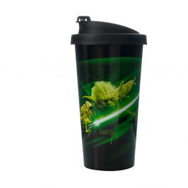 Star Wars Yoda utazópohár, 500 ml - LEGO®
