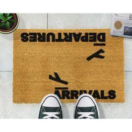 Arrivals and Departures lábtörlő, 40 x 60 cm - Artsy Doormats