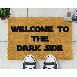 Welcome to the DarksITEM_IDe lábtörlő, 40 x 60 cm - Artsy Doormats