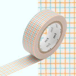 Rosalie dekortapasz, hossza 10 m - MT Masking Tape