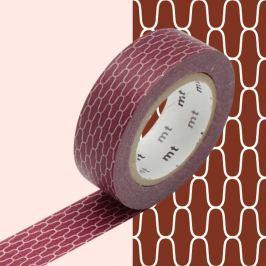Sandrine dekortapasz, hossza 10 m - MT Masking Tape