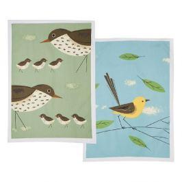 Birdy Thrush konyharuha, 2 darab - Magpie