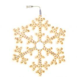 Warm Snowflake világító csillag, Ø 75 cm - Best Season