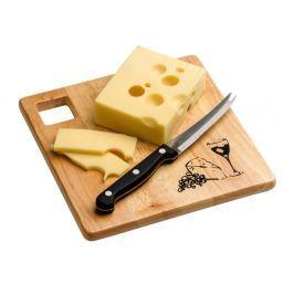 Vágódeszka és sajtkés szett - Premier Housewares