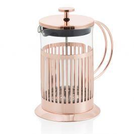 Rose Gold French press dugattyús tea és kávéfőző, 600 ml - MANUFACTURERani