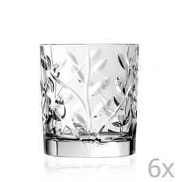 Kaya 6 darabos üvegpohár készlet, 330 ml - RCR Cristalleria Italiana