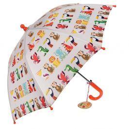 Colourful Creatures esernyő - Rex London