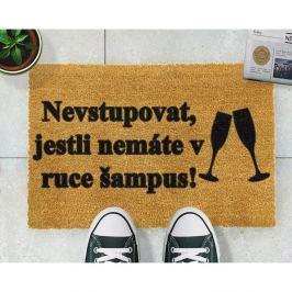 Pezsgő lábtörlő 40 x 60 cm - Artsy Doormats