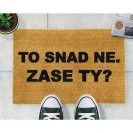 Megint te? lábtörlő 40 x 60 cm - Artsy Doormats
