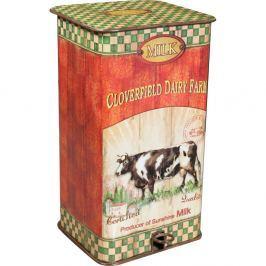 Vache pedálos szemetesláda - Biscottini