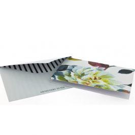Couture Rose üzenőkártya szett, 8 db - Blueprint Collections