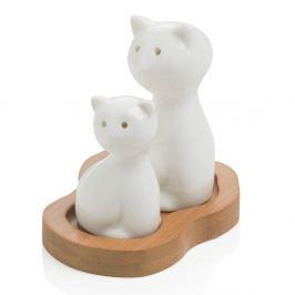 Cat só- és borsszóró tálcával - MANUFACTURERani