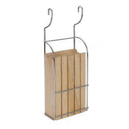 Felfüggeszthető fa késtartó - Metaltex