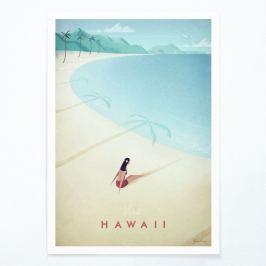 Hawaii poszter, A2 - Travelposter