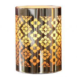 Gull aranyszínű LED lámpás, 10 cm - Best Season