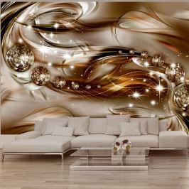 Chocolate nagyméretű tapéta 300 x 210 cm - Artgeist