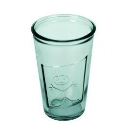 Fiú - átlátszó pohár - Ego Dekor
