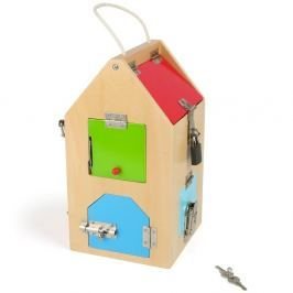 House of Locks fa házikó - Legler