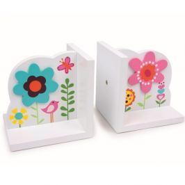 Flower fa könyvelválasztó - Legler
