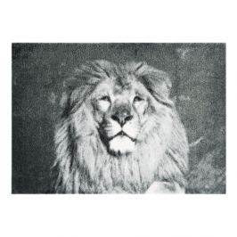 StateMat Lion szürke lábtörlő, 50 x 70 cm - Mint Rugs