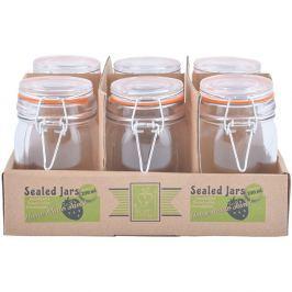 Garden befőttesüveg-készlet ládában, 7 részes, 230 ml - Esschert Design