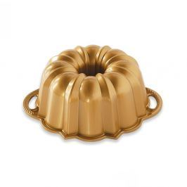 Anniversary arany színű kuglóf forma, 1,4 l - Nordic Ware