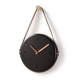 Wolly fekete fali óra - La Forma