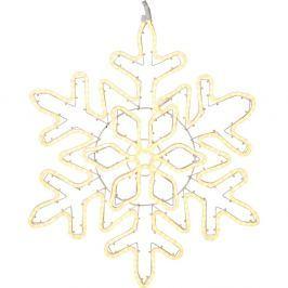 NeoLED Snowflake Gold világító LED dekoráció - Best Season