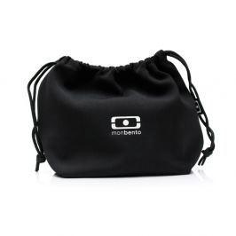 Fekete csomagolás ebédes dobozra - Monbento